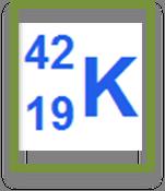 Nuclide-K-42
