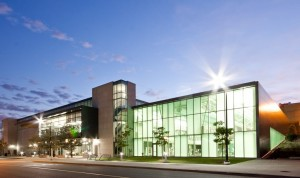 Athletics & Wellness Centre at UTM