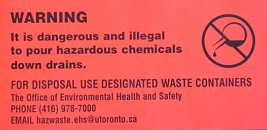 General Requirements Environmental Health