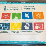 EHS cake with Safety Icons