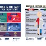 Lab Coat Poster Banner