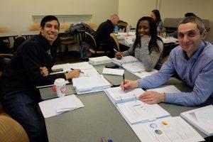 JHSC Training Participants